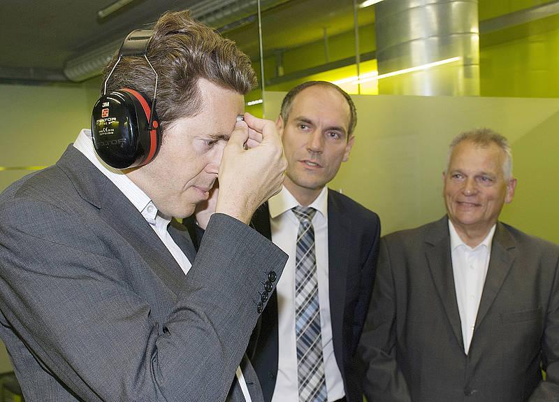 Linz Center of Mechatronics revolutioniert die Zukunft