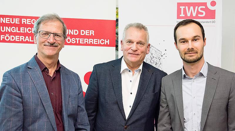 IWS-Expertenforum in Linz: Einwohnerverlust – in Österreich schon 830 Gemeinden betroffen