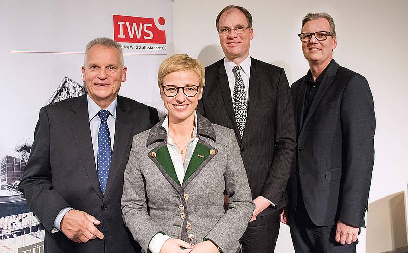 IWS-Enquete im Siemens Forum Linz: Immer mehr Gemeinden kooperieren