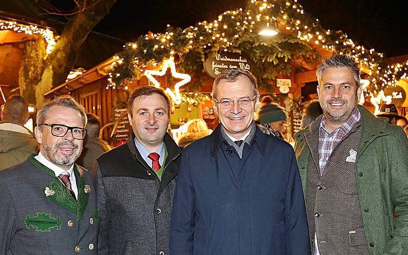 Linzer Christkindlmarkt und Wolfgangsee-Advent im Spitzenfeld