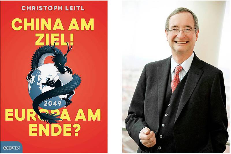 Eurochambres-Präsident Christoph Leitl führt mit Sachbuch die Bestseller-Listen an