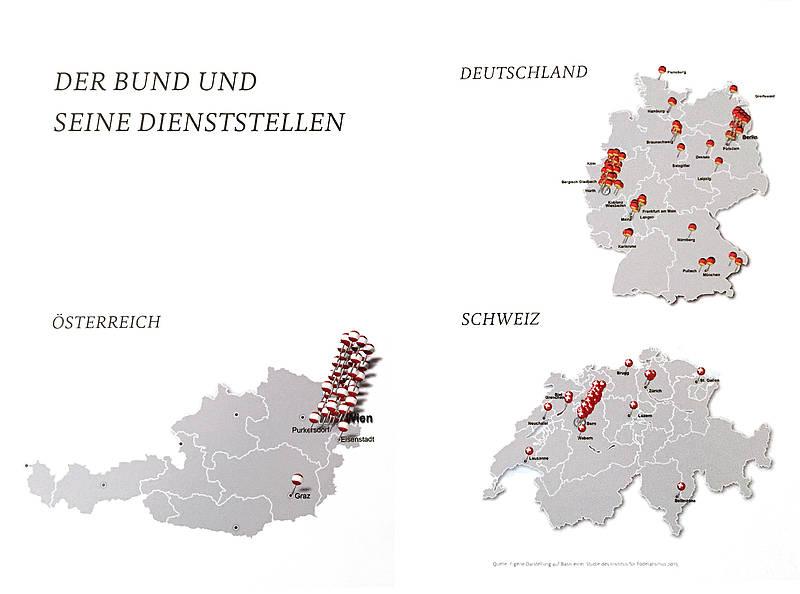 IWS-Enquete: Müssen alle Bundesstellen in Wien sein?
