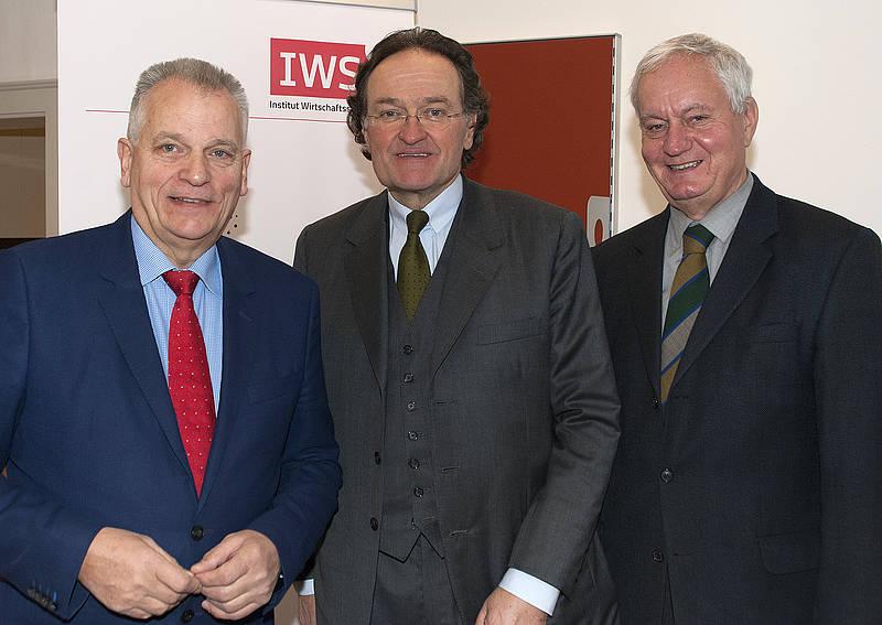 IWS-Vorschläge für das Reformland Oberösterreich: Neue Rolle für OÖ. Landtag
